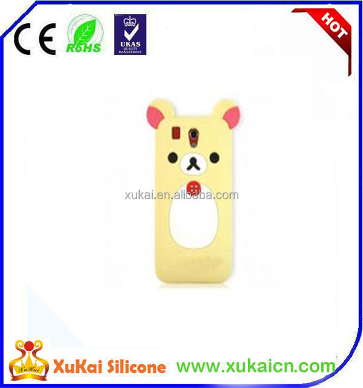 2018 New product Best-selling Silicone Phone Cover
