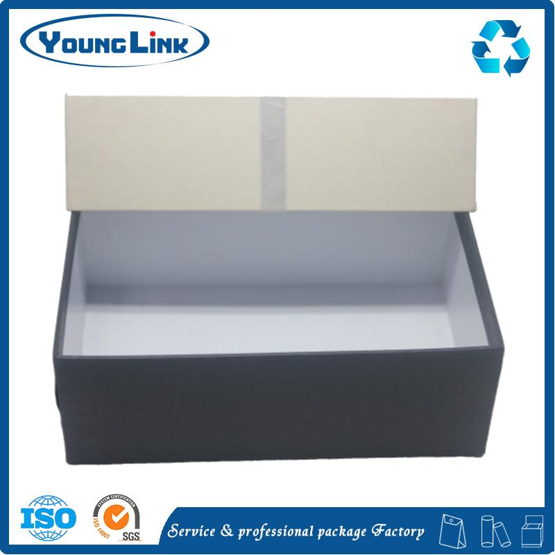 2016 High quality custom logo drawer paper jewelry box with high quality