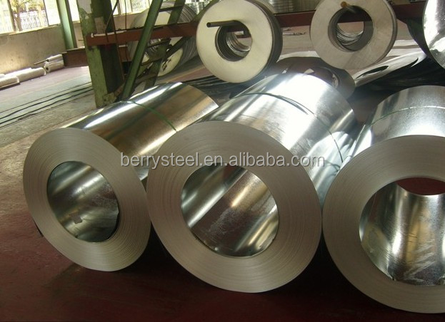 24 gauge hot-dipped gi/galvanized steel coil/metal big spangle