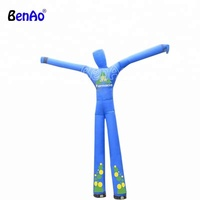 AD520 Customized size inflatable tube sky air dancer man for Advertising,costumes inflatable advertising air dancer