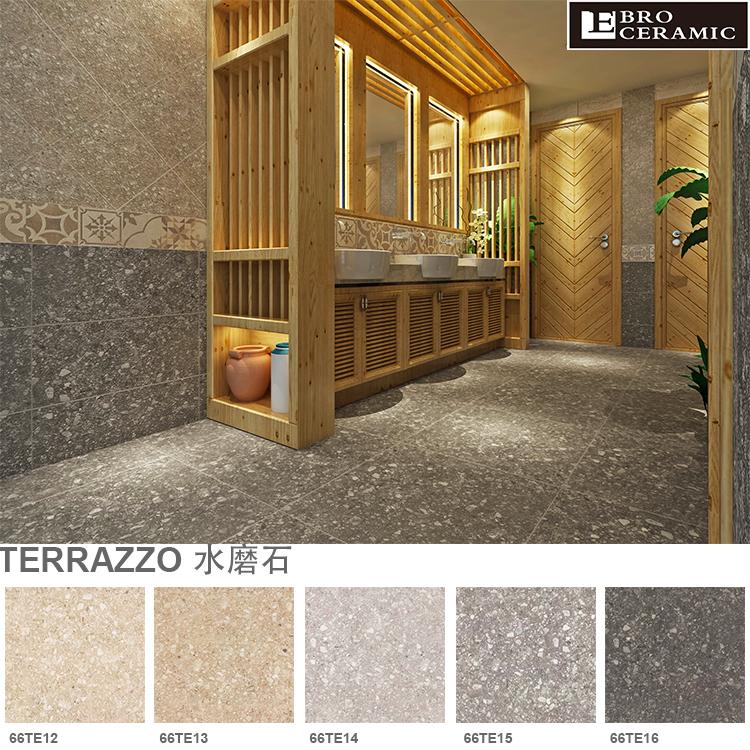 Ebro Ceramic Smart Tiles 3 D Effect Terrazzo Look Porcelain Floor Tile Buy Smart Tiles 3 D Effect Floor Tiles Terrazzo Look Porcelain Floor Tile