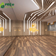 Best Price colorful Extrusion SPC Vinyl Flooring for Dancing room.