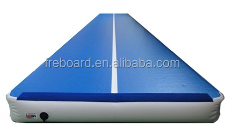 product detail wholesale cheap inflatable gymnastic mat mattress bouncing