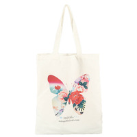 Top Quality Customized Imprint Canvas Tote Bag Cotton