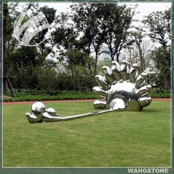 modern garden outdoor birds crane sculptures for sale