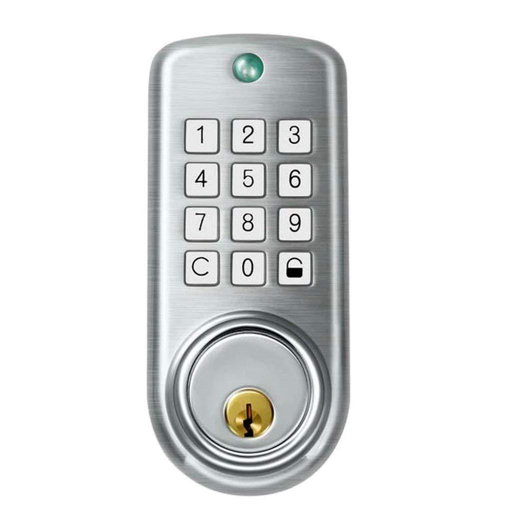 Buy Blesiya Digital Push Button Door Key Pad Lock Merchanical Door