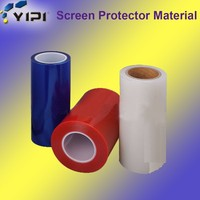 2017 Trending Products 9H Tempered Glass Raw Material, 9H Nano Flexible Glass Screen Protector Film Roll Material//