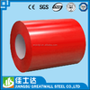 Metal roofing coil Prefab homes lowes metal roofing sheet price ppgi coils from jiangsu