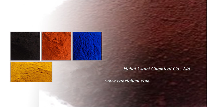 beton colorant brown iron oxide pigment for concrete coating - Colorant Bton