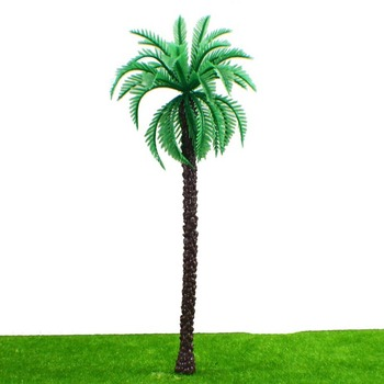 Architectural Model Tree Scale Miniature Plastic Palm Product On Alibaba