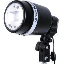 GODOX SY8000 220V-240V Photo Studio AC Slave Flash Light Strobe umbrella light E27 Socket Bulb for DSLR camera