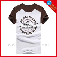 Outdoor company use where to order custom t shirts