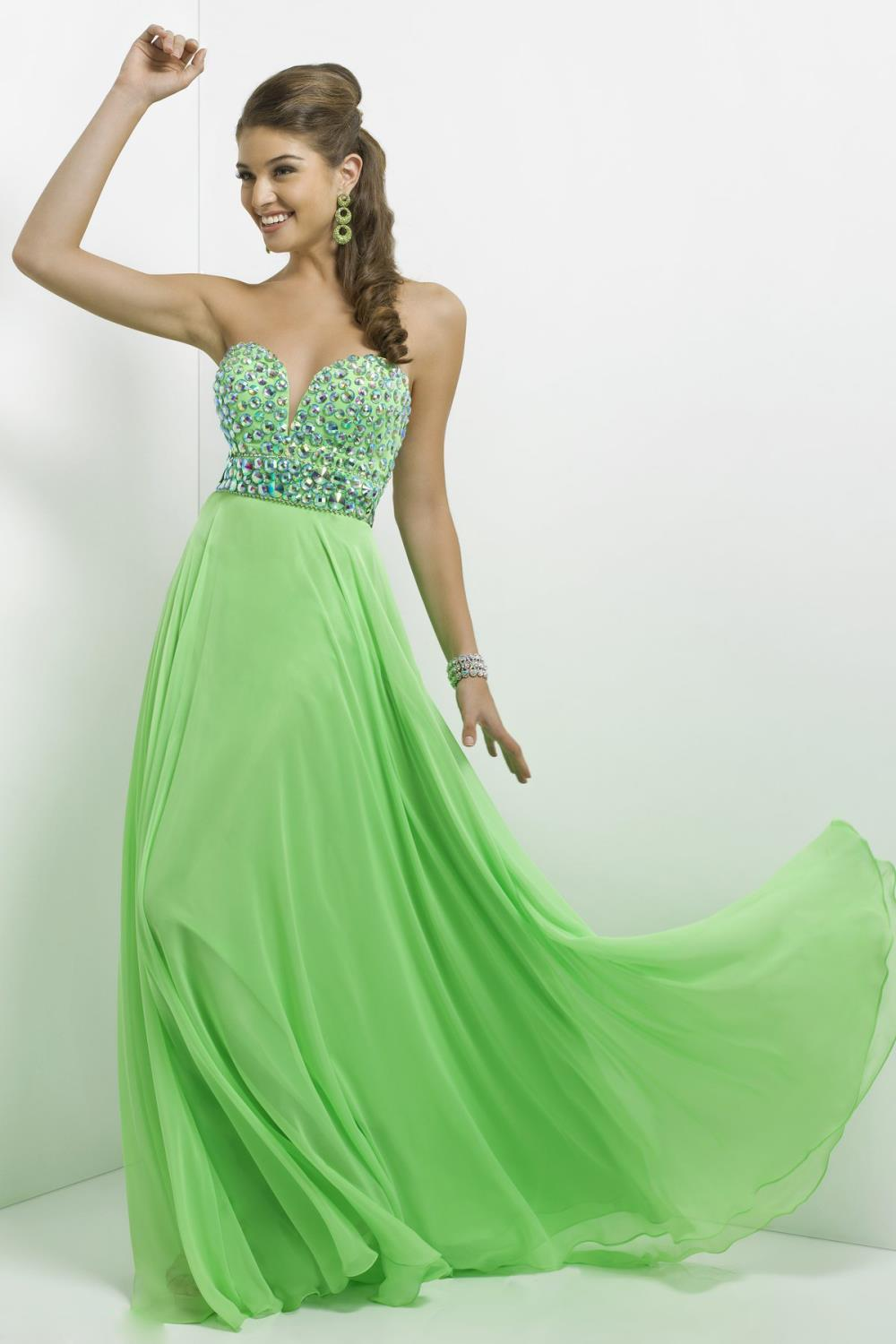 popular lime green prom dressesbuy cheap lime green prom