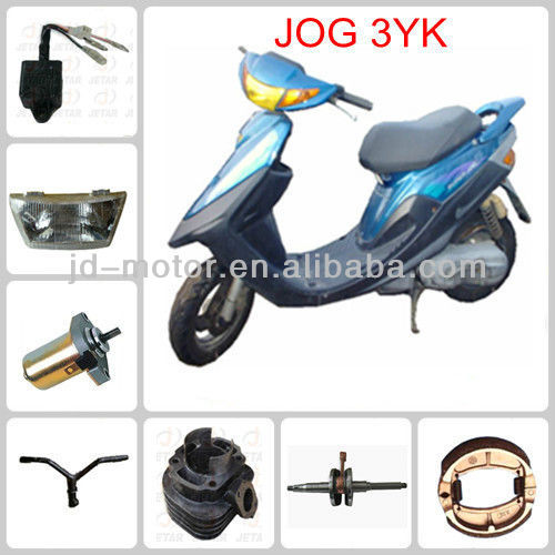 JOG 3YK scooter aftermarket parts
