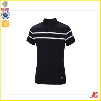 4b0fad68 100% cotton wholesale original dri fit no logo black polo shirts for men  made in