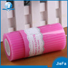 Pink scented pure wax cylinder candle 5x7.5cm skin package pillar candle