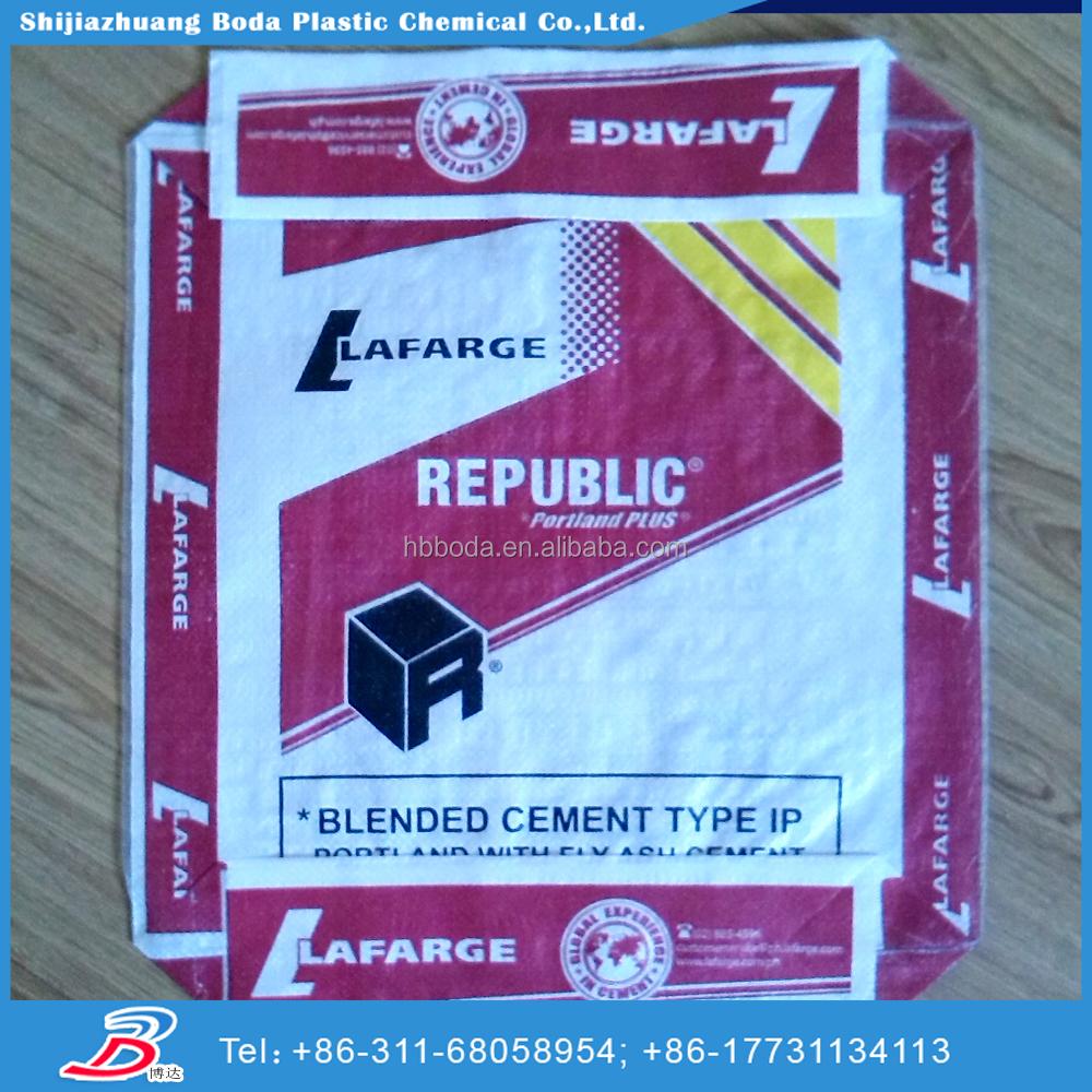 50kg Plastic Ad Star Cement Bag Price