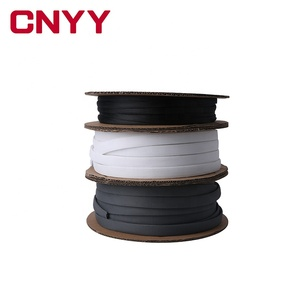 cable mesh nylon yarns braided sleeving