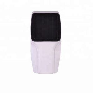 LOYAL door garden home LED solar keyhole light