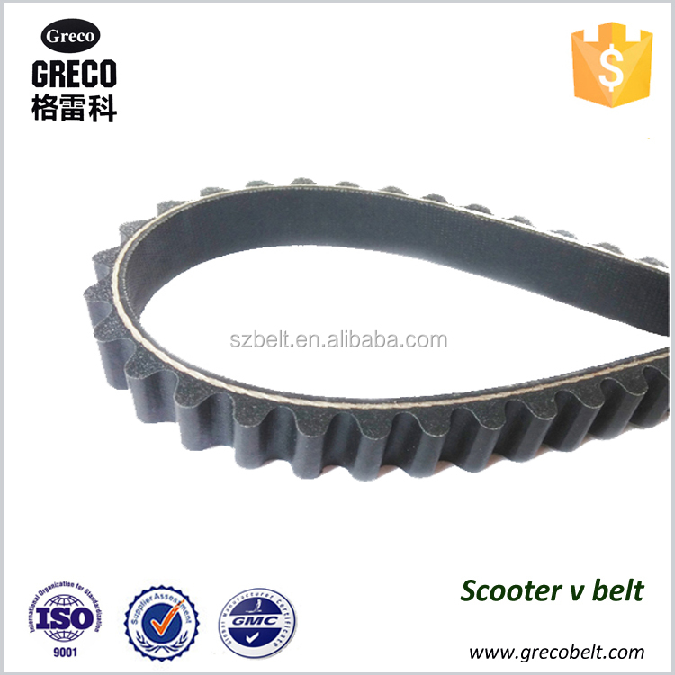 High quality scooter drive belt 23100-KZL-901 suit for Honda Vision 110 cc motorcycle