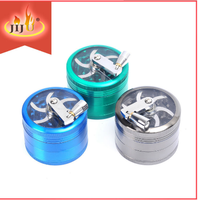 Promotion Seasonal herb tobacco grinder luggage accessories