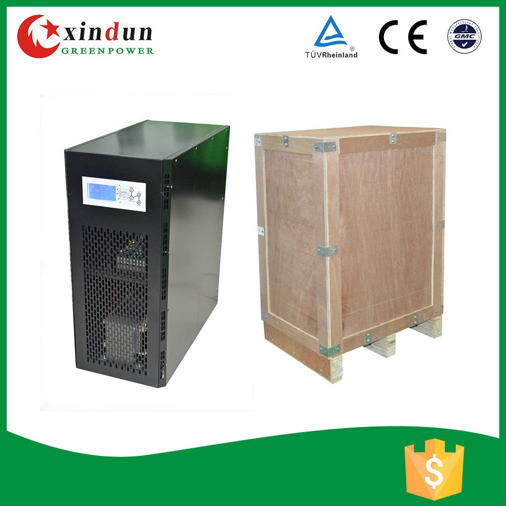 packaging and shipping of frequency inverter for 3 phase motor