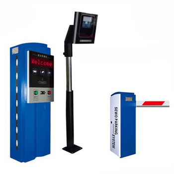 Fully Automatic RFID Smart Card Car Parking System/Vehicle Access Control Parking Lot Management System