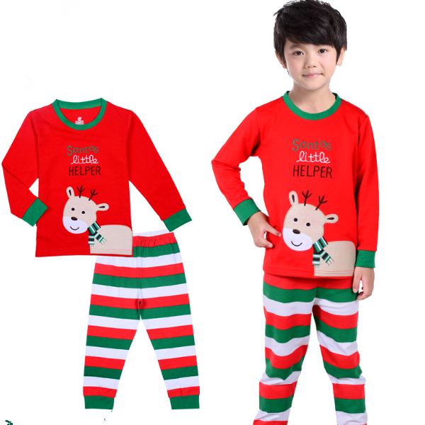PHB10801 hot Christmas outfits brand name kids clothes