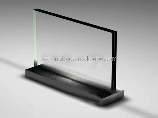 Custom Acrylic A4 Sheet Holder Acrylic A5 Paper Holder