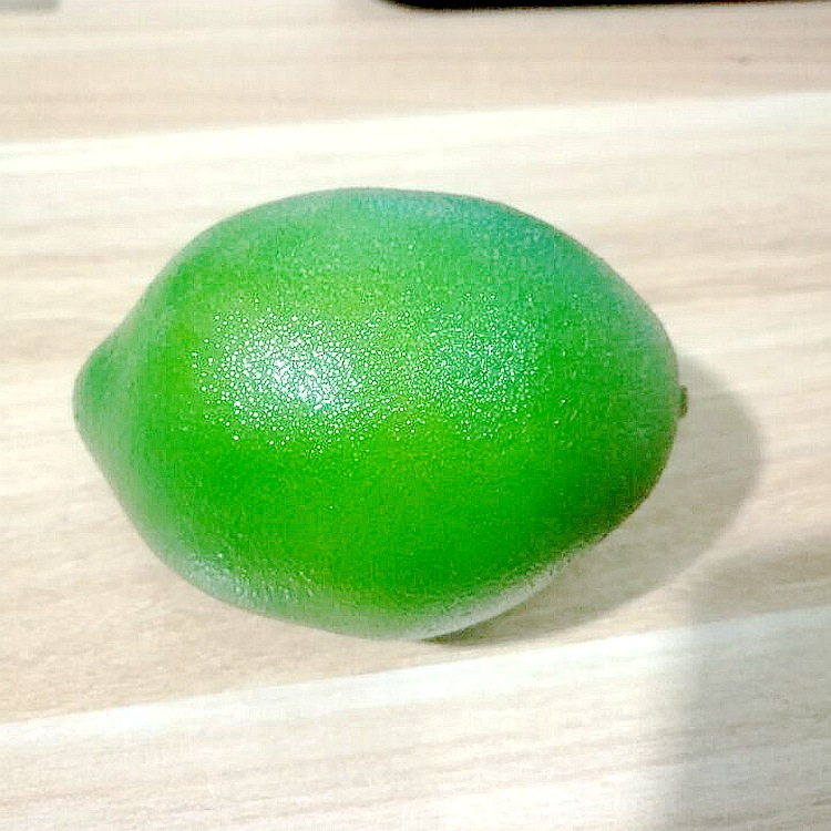 Artificial Limes - Decorative Fake/Plastic/Ornamental Fruit - Lime