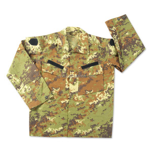 Italy Style Military Uniform BDU from China Xinxing Camo uniform