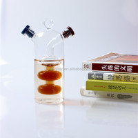 350ml new product borosilicate glass oil and vinegar bottle/cruet/oil dispenser wholesale