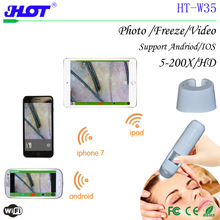 Electronic gadgets wifi microscopy skin analysis beauty gift image skin care beauty idea china derma pen