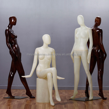 Yazi Transparent Female Mannequin in Hot Sale