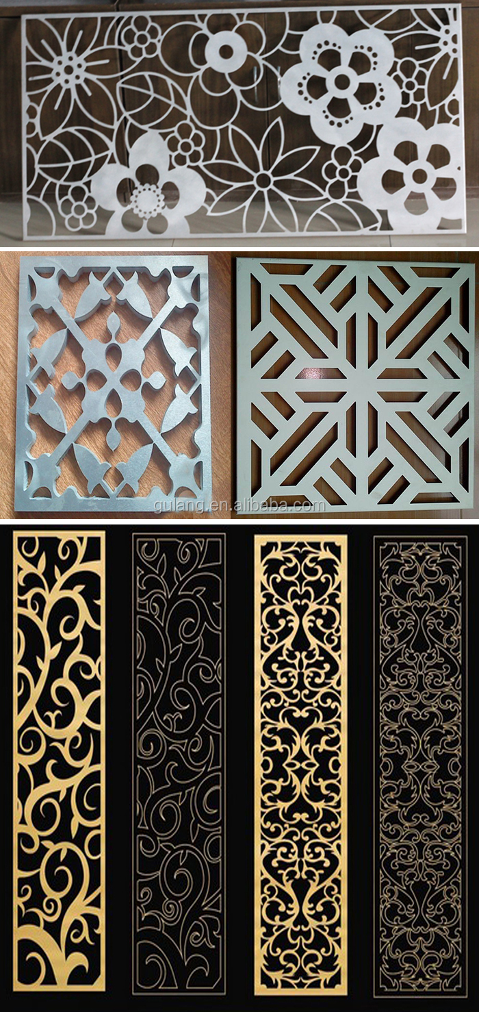Decorative Exterior Panels : Professional manufacturer exterior decorative metal wall