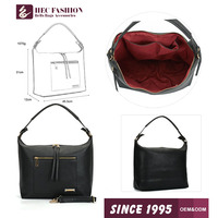 HEC Wholesale Price Yiwu Market Vintage Type Shoulder Handbag