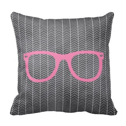 Past Blackboard Tribal Hipster Pillow Case (Size: 45x45cm) Free Shipping