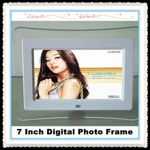 Christmas promotional gift lcd memories digital picture frame