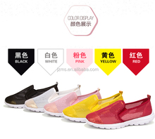 Wholesale Women Cheap Mesh Sneakers Many Colors Available