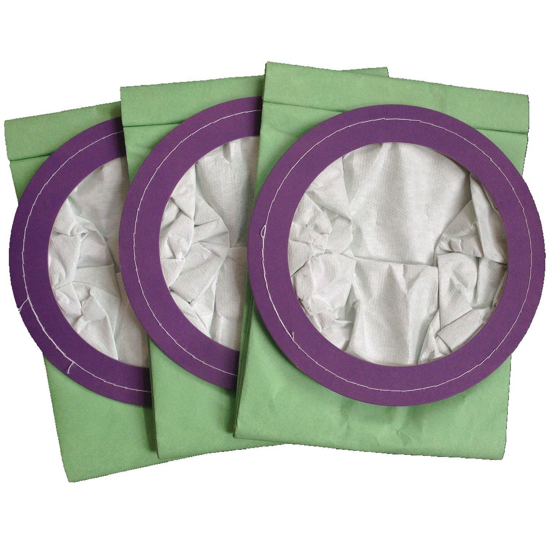 Clean Fairy 10 pack micro filter vacuum bags replacement Pro-team 10 Qt. bag fits Coachvac Super Coachvac Megavac