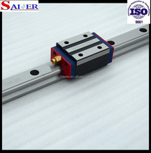 Factory price very smooth linear guide ,linear motion motor made in China for cnc machine SER-GD30NA