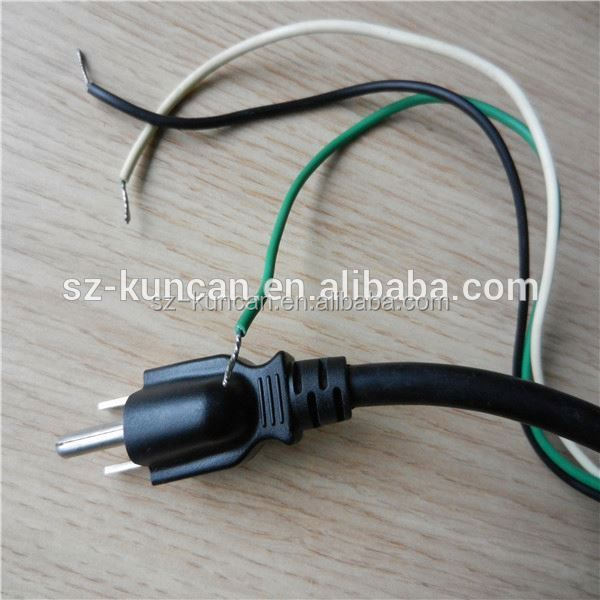 5Ft US 3-Prong to IEC-320 C-13 Power Cord Cable for Computer Monitor Printer