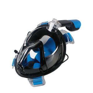 Seaview 180 Panoramic Snorkel Sports Breathing Mask Super Snorkel Gear