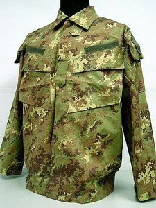 Italian army camouflage uniform outdoor Combat ACU military Hunting uniform