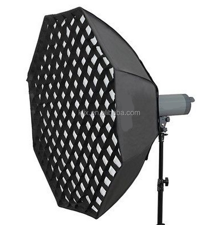 High Quality for Speedlite Flash Softbox & Honeycomb Grids Octagon umbrella softbox