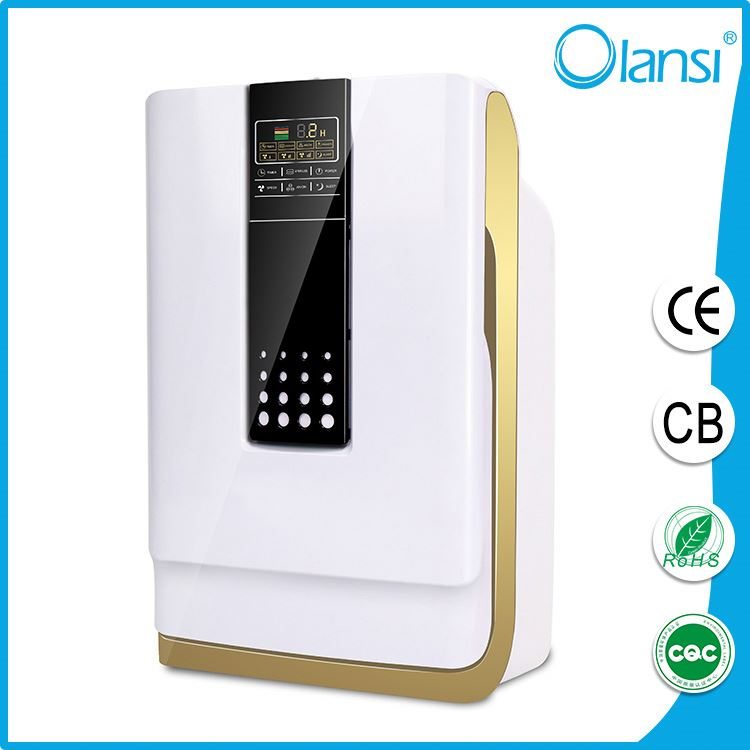Olansi indoor air purifier,Refrigerator Air Purifier - Ozone and Ionizer