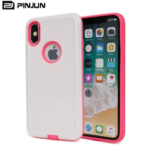 Mobile phone shell,3d sublimation blank phone case,2 in 1 pc tpu protective phone x case for iphone