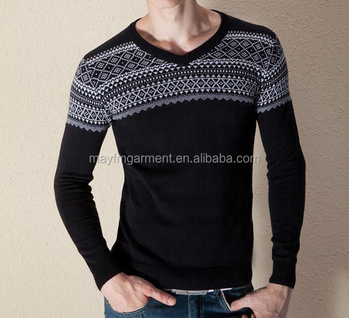 Modelo Suéter Crochet Tejido De Punto Para Hombres - Buy Modelo Para ...