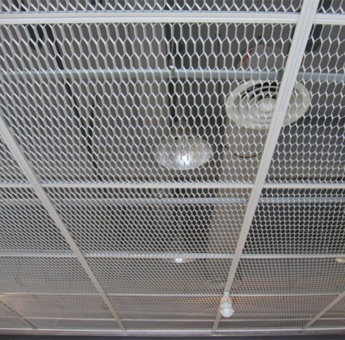 Wire Mesh Ceiling Wire Center
