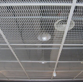 Expanded Wire Mesh Ceiling Buy Wire Mesh Ceiling